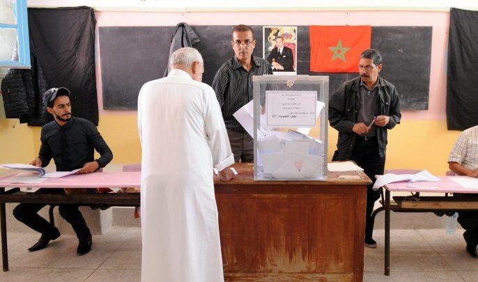 الداخلية: انطلاق عملية التصويت في ظروف عادية 1