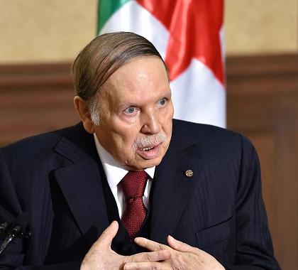 وفاة الرئيس الجزائري السابق عبد العزيز بوتفليقة 1