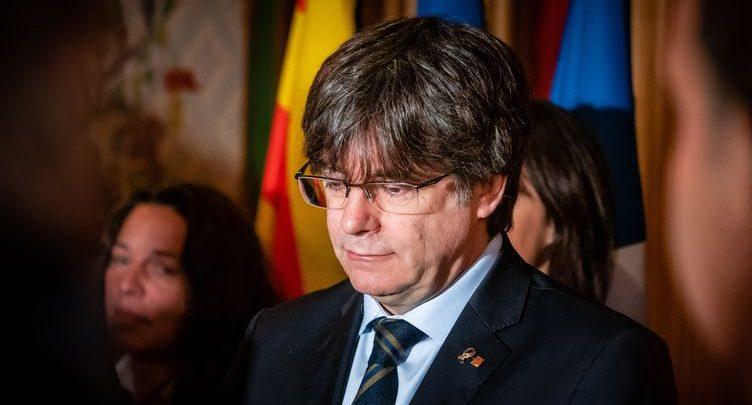اعتقال رئيس حكومة كتالونيا السابق بوتشديمون في إيطاليا 1