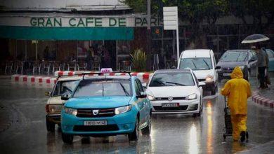 طنجة وشفشاون تسجلان أعلى نسبة في مقاييس التساقطات المطرية خلال 24 ساعة 2