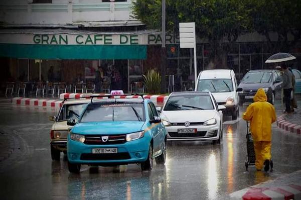 طنجة وشفشاون تسجلان أعلى نسبة في مقاييس التساقطات المطرية خلال 24 ساعة 1