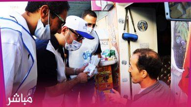 الدفوف مرشح البام في لائحة البرلمان يقود حملة انتخابية بأهم شوارع طنجة 3