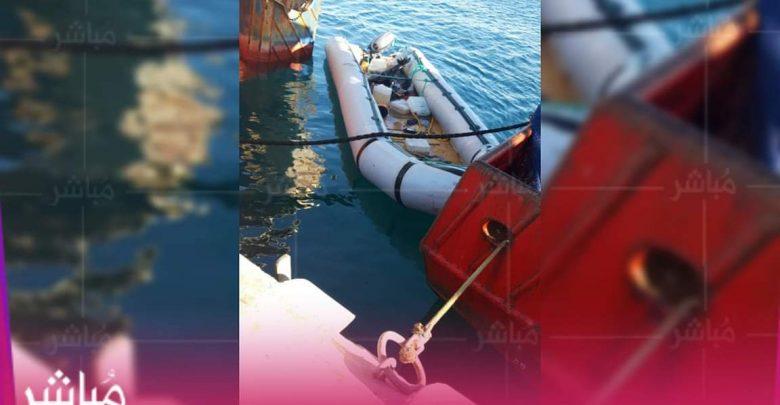 قارب صيد ينقذ 40 مهاجرا سريا علقوا قبالة سواحل العرائش 1