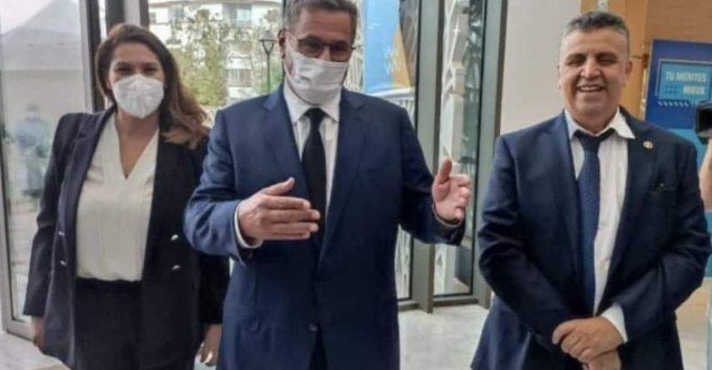 أخنوش يستهل مشاورات تشكيل الحكومة بلقاء مع عبد اللطيف وهبي 1