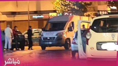 توقيف سائق مخمور يتسبب في الفوضى داخل محطة وقود بطنجة 6