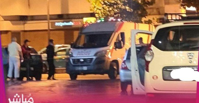 توقيف سائق مخمور يتسبب في الفوضى داخل محطة وقود بطنجة 1