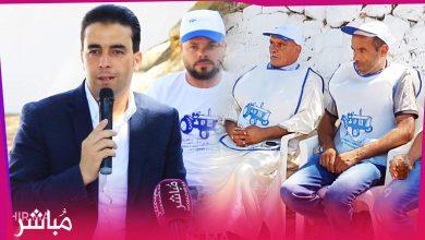 الوهابي يقود حملة انتخابية بجماعة تزروت وعينه على ولاية ثانية 4