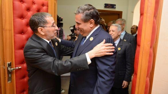 العثماني يهاتف أخنوش ويهنئه بفوزه في الإنتخابات 1