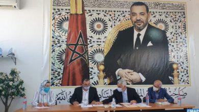 انتخاب المصطفى مهدي عن الاتحاد الاشتراكي رئيسا لجماعة وادي لو 6