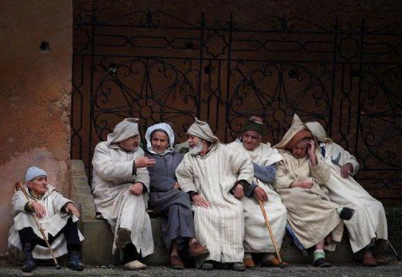 الأشخاص البالغين 60 سنة فأكثر يمثلون حوالي 12 في المائة من سكان المغرب 1