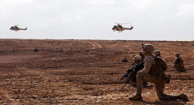 تحذيرات إسبانية من الدعم العسكري الأمريكي للمغرب 1