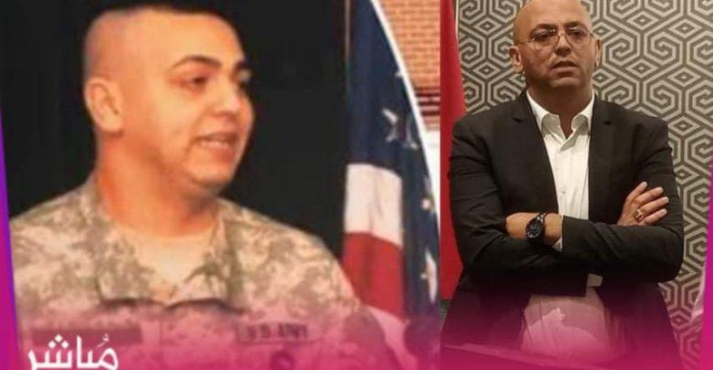 مرشح لرئاسة إتحاد طنجة جندي سابق بالجيش الأمريكي 1