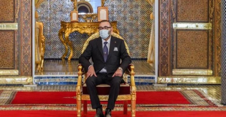 الملك يعين الحكومة الجديدة بالقصر الملكي بفاس 1