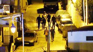 القوات العمومية تصد محاولة اقتحام سبتة المحتلة من لدن 400 مهاجرا (فيديو) 5