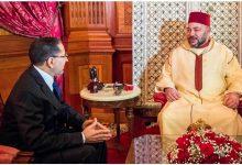 الملك يوجه رسالة شكر إلى سعد الدين العثماني 10