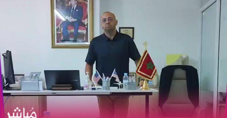 جماهير اتحاد طنجة تسخر من مرشح الرئاسة.. 1