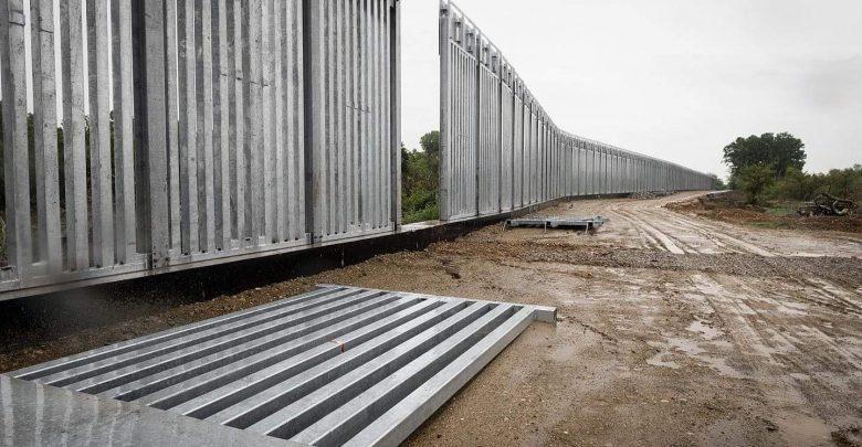 12 دولة أوروبية تطالب ببناء جدران على حدودها لصد المهاجرين 1