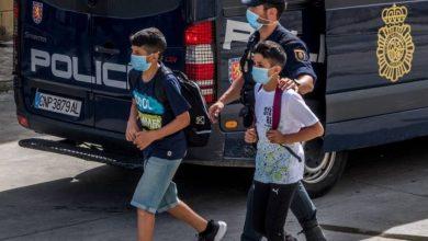 تضم مغاربة..الحرس المدني يفكك شبكة تُهجر القاصرين المغاربة من سبتة إلى إسبانيا 6