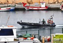 الحرس المدني ينتشل جثة شاب مغربي حاول عبور سبتة غوصا 11