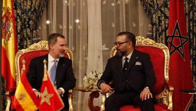 الملك يبعث برقية تهنئة إلى فيليبي السادس ويشيد بالعلاقات مع إسبانيا 5