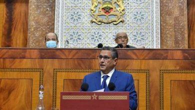 حكومة أخنوش تحصل على ثقة مجلس النواب  بأغلبية 213 صوتا 6