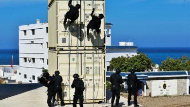 بحضور مسؤولين عسكريين من الولايات المتحدة..افتتاح برج للبحرية الملكية بالقصر الصغير 5