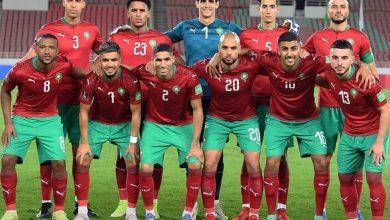 المنتخب الوطني يقسو على غينيا برباعية ويتأهل إلى الدور الحاسم المؤهل إلى كأس العالم 3