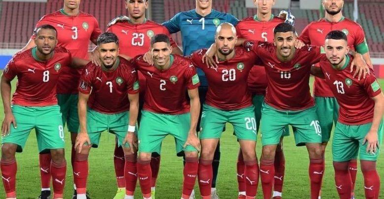 المنتخب الوطني يقسو على غينيا برباعية ويتأهل إلى الدور الحاسم المؤهل إلى كأس العالم 1