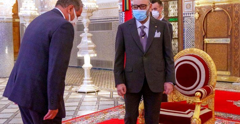 الملك يستقبل وزراء حكومة أخنوش الجدد خلال الساعات المقبلة 1