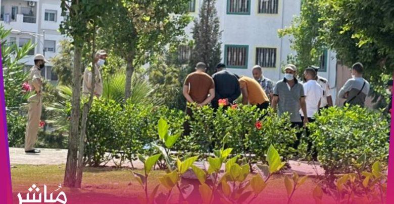 """العثور على جثة شخص قرب مسجد """"الإماراتي"""" يستنفر أمن طنجة 1"""