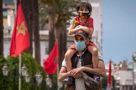 وزارة الصحة تعلن عن تحسن الوضعية الوبائية 1