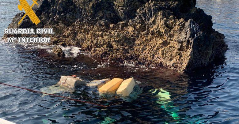 الحرس المدني الإسباني يضبط 400 كلغ من الحشيش قرب شاطئ سبتة المحتلة 1